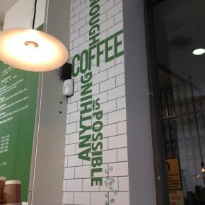 Kaffekaffekaffe och bok