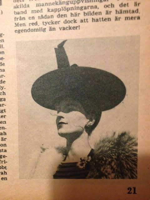cornelia i hatt