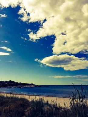 Strandgräset bugade